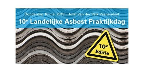 10e Landelijke Asbest Praktijkdag - agenda