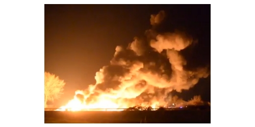 Asbestbrand: Calamiteit met grote impact