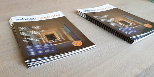 Nieuwe uitgave vakblad Asbestmagazine verschenen - online-abonnees kunnen hem nu al lezen!