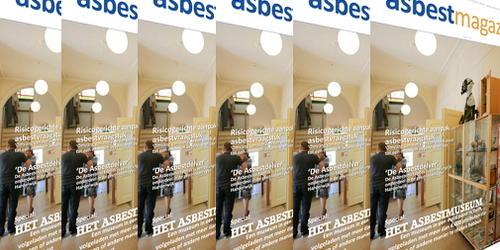 Nieuwe uitgave vakblad Asbestmagazine verschenen