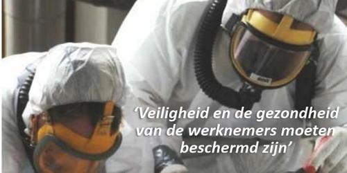 Reactie staatssecretaris SZW op publicatie 'Inzichten voor proportioneel asbestbeleid'
