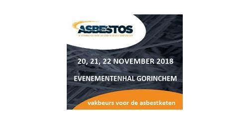 vakbeurs Asbestos 2018