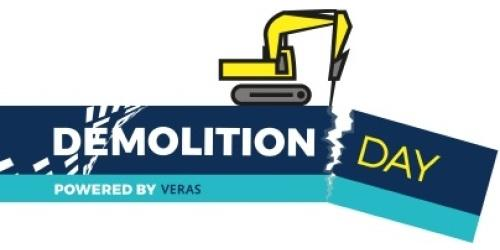 VERAS organiseert Demolition Day