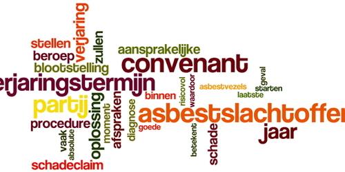 Verjaringsproblematiek bij asbestslachtoffers