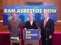 Asbest nog niet volledig verboden in USA