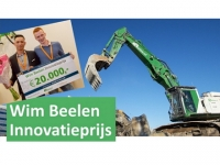 Eerstejaars studenten Hogeschool Holland winnen Wim Beelen Innovatieprijs