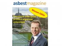 Nieuwe editie vakblad Asbestmagazine is uit!
