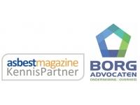 Nieuwe Kennispartner Asbestmagazine: Borg advocaten