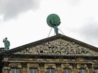 Paleis op de Dam geopend na verwijdering tonnen asbest