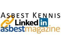 Samenwerking vakblad Asbestmagazine en LinkedIn groep Asbest Kennis