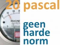 Uitspraak '20 pascal geen harde norm' van groot belang voor saneerders